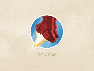 Day Thirty-Five: Iron Man