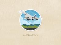 Day Thirty-Nine: Concorde