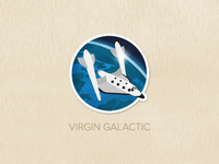Day Forty-One: Virgin Galactic