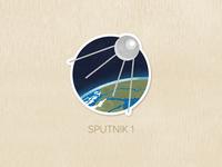 Day Forty-Two: Sputnik 1