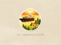 Day Forty-Five: St. Lawrence River
