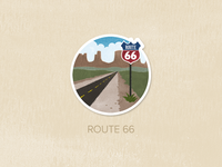 Day Fifty-Three: Route 66