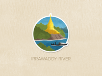 Day Fifty-Seven: Irrawaddy River