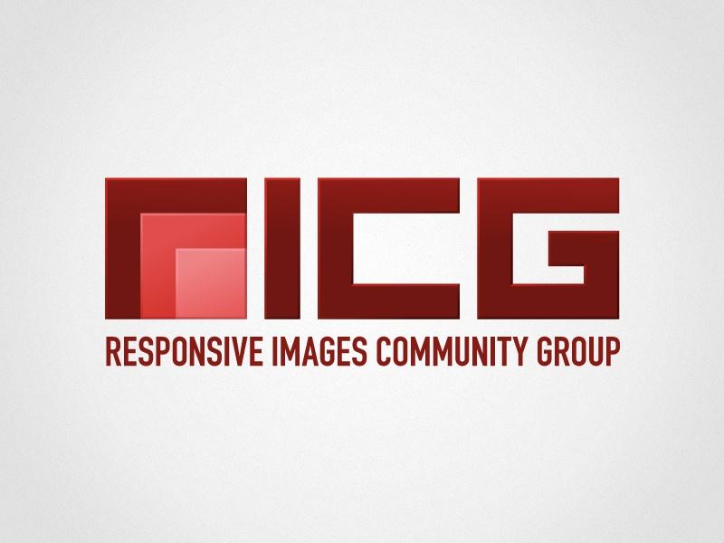 Responsive Images Community Group logo
