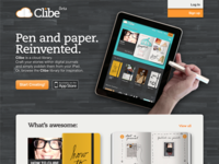 Clibe Homepage