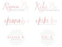 Kiana Hair & Makeup Logo