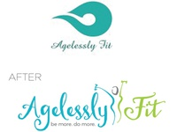 Before & After:: Agelessly Fit