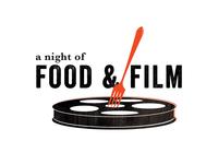 A Night of Food & Film Logo