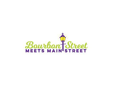Dunedin Mardi Gras 2017 Logo street light mardi gras
