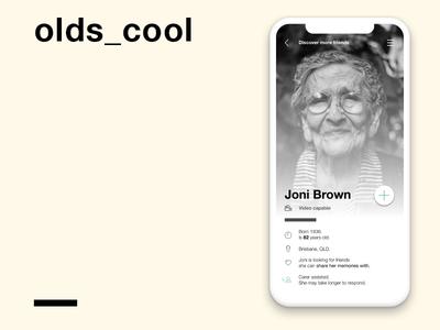 UI Design Challenge #006 - User Profile