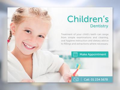 Dentistry Service Card