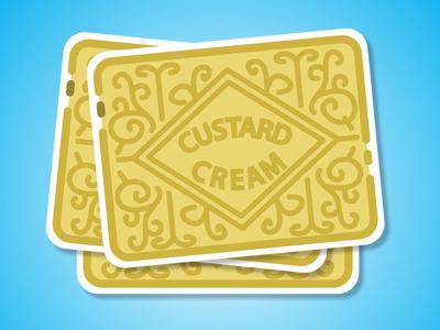 Custard Cream