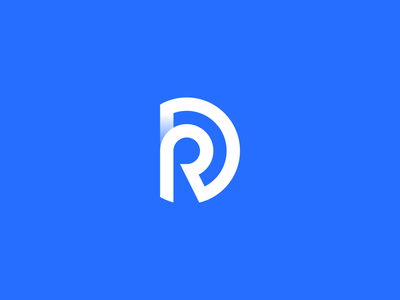RD monogram logo design logo rd monogram logo monogram