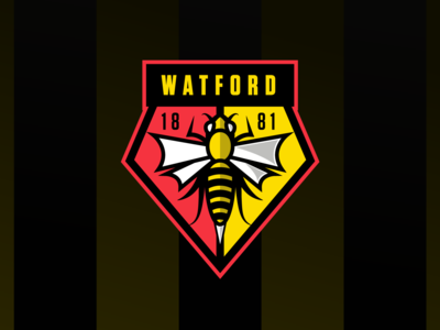 Watford Football Club Crest Redesign Concept