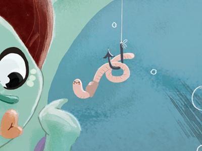 The Little Mermaid the little mermaid illustration photoshop girl mermaid tale fairy tale