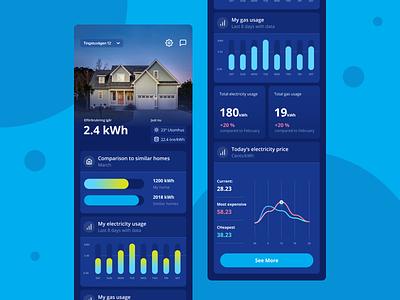 House Remote app figmadesign user interface design ios app design