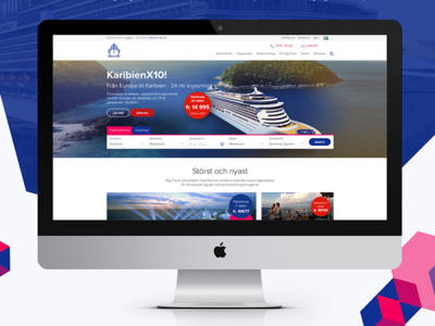 Cruise Booking System