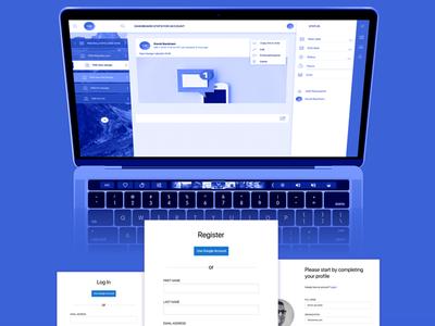 project management web application 2018