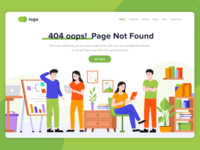 404 oops! Page Not Found