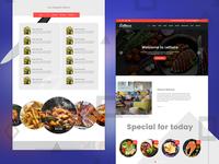 Lettuce - Italian Restaurant and Cafe Website Template
