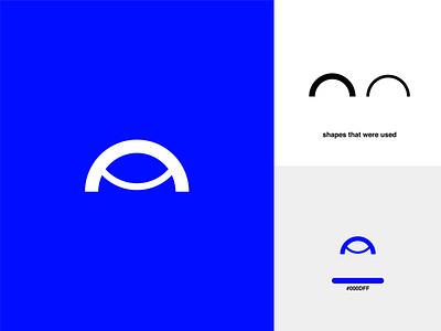 a monogram monogram letter mark monogram design a logo design a logo a monogram monogram monogram logo 2d icon adobe logo design logodesign logotype logo design adobe illustrator flat minimal
