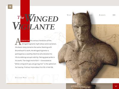 Winged Vigilante