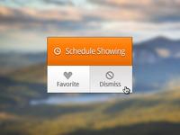 Schedule - Refinements