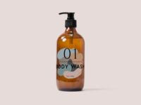 The Oak Spa Body Wash