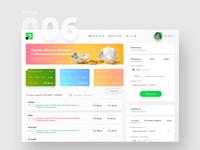 User Profile - bank