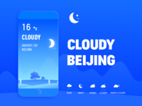 Weather Card 02