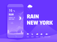 Weather Card 03