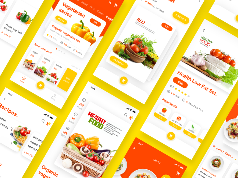 Fast food order & delivery