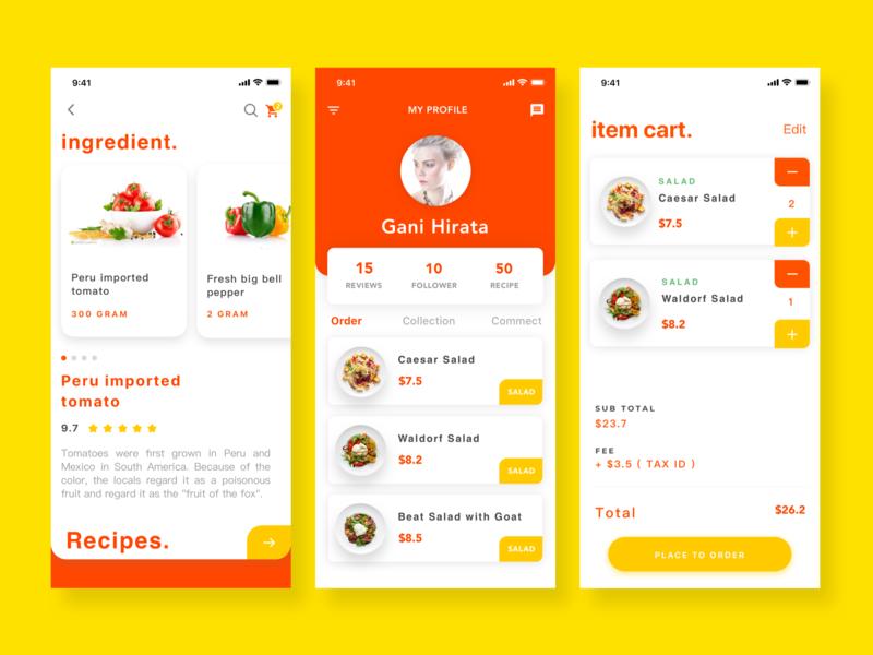 Food order & delivery