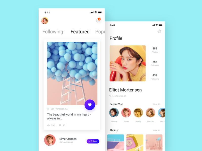 Social Network App-02