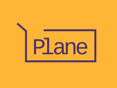 Plane - the social icebreaker type ui.mobile brand logo