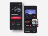 Concept 8/100 Oculus Rift app tours concept