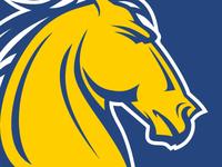 Omaha Mustangs Logo