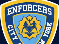 New York Enforcers Logo
