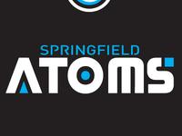 Springfield Atoms New Wordmark