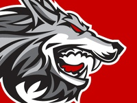 Vancouver Wolfpack Logo