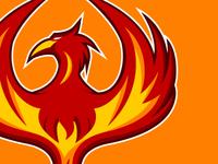 Phoenix Firebirds Logo v2