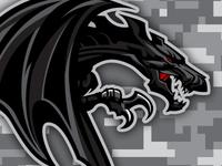 Kentucky Black Dragons Logo