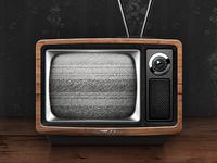 TV for iPad app startup screen