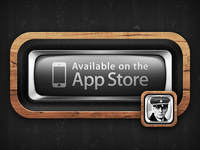 App Store badge and icon