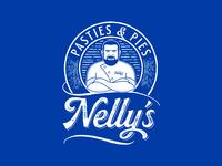 Nelly's Deli/Bakery Logo