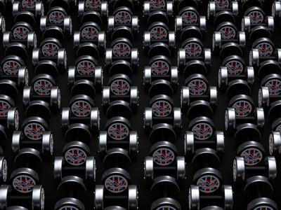 Watson Gym Equipment Dumbbell Visual