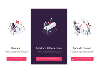 Services Illustrations