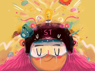 Illustration Adobe