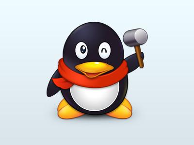 QQ icon for Smartisan OS qq neora penguin tencent icon