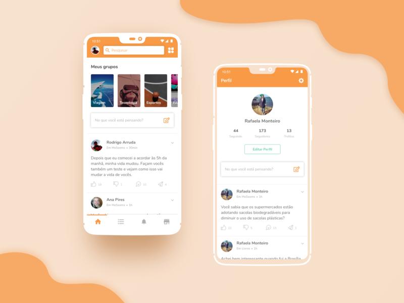 Mobile App test idea product design uiux ui mobile ui mobile